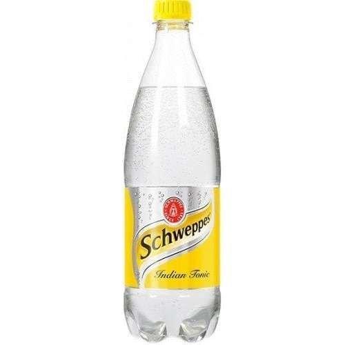 Газированный напиток Швеппс Тоник 0,9 л