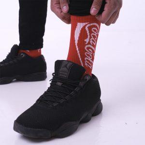Красные носки Coke